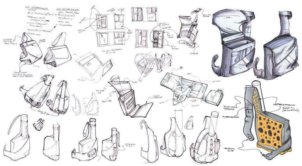 Soft Goods Design Irwindesigned